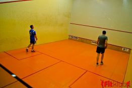 Lublin Atrakcja Squash Fit Klub