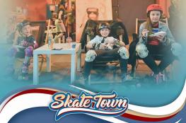 Lublin Atrakcja Tor wrotkarski Skate Town