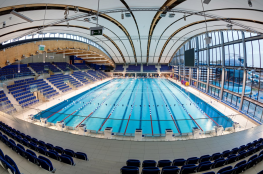 Lublin Atrakcja Basen Aqua Lublin Basen Olimpijski