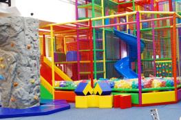 Lublin Atrakcja Sala | plac zabaw KIDS' CLUB