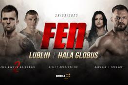Lublin Wydarzenie Sporty walki FEN MMA 28