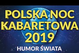 Lublin Wydarzenie Kabaret Polska Noc Kabaretowa